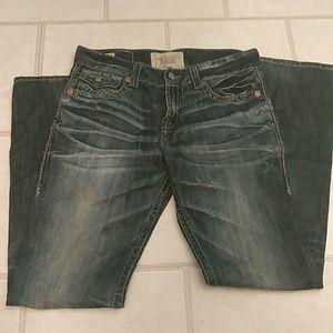 Mens 32L  Big Star ORIONS jeans